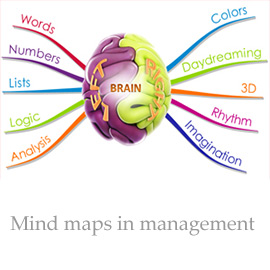 Mind maps in management