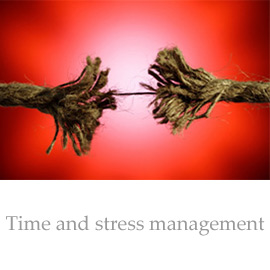 Time and stress management